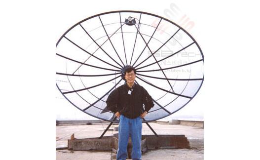 3m 그물망 안테나 | 그물망 위성안테나 | 에스비테크 | http://sbtech.kr