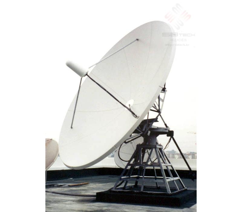 3.7m 위성안테나 | 위성시스템 | 삼성전자 | 위성안테나 | http://sbtech.kr