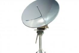 1.2m Ku-band Satellite Antenna with Positioner  카세그레인 안테나  1.2m Ku-band 포지셔너 안테나  하이게인 시험 의뢰  에스비테크  httpsbtech.kr
