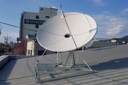 CCS 충북방송 5G 신호 차단 LNB …