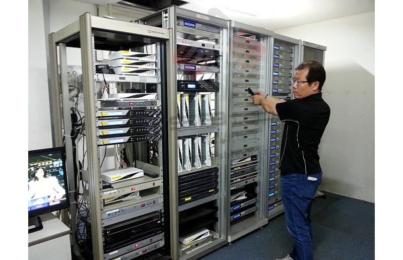 디지탈 SMATV 시공 예제  디지탈 헤드엔드 시공 예제  Digital SMATV  Digital Headend  프라자호텔  8VSB 모듈레이터  MPEG4 DVB-S2 HD위성방송수신기  에스비테크  SBTech  httpsbt…