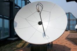 위성안테나  3.2m 위성안테나  위성시스템  에스비테크  httpsbtech.kr
