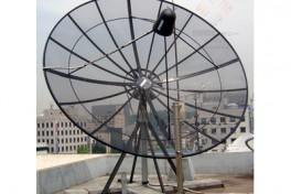 3m Mesh Positioner Satellite Antenna  3m 그물망 위성안테나  에스비테크  httpsbtech.kr