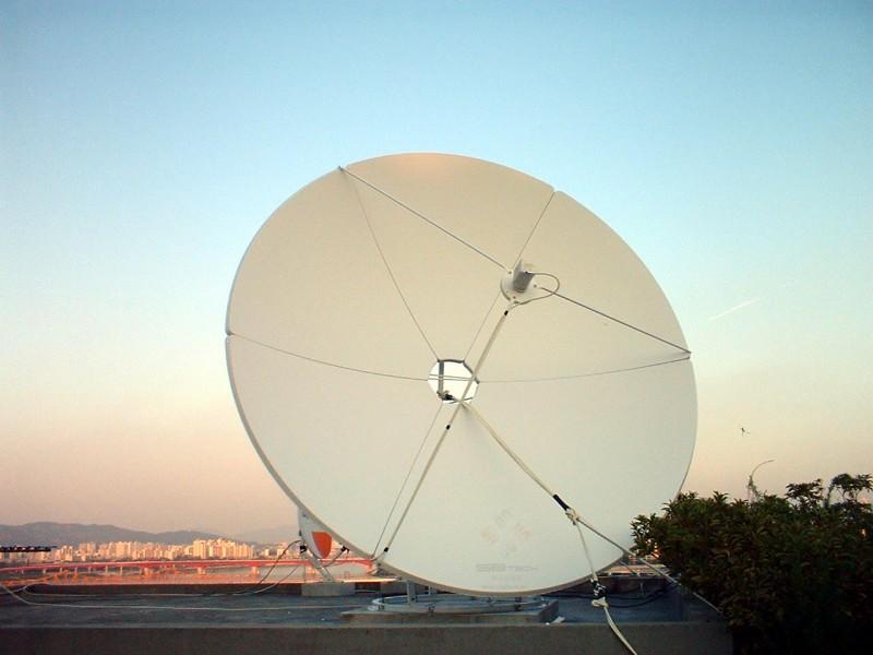 2.4m 위성안테나  위성안테나  위성시스템  에스비테크  httpsbtech.kr
